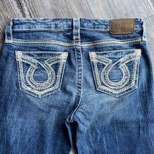 Like new! Big Star Jeans 26L